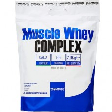 Yamamoto Nutrition Muscle Whey Complex - 2000g