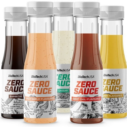 BiotechUSA Zero Sauce, 350ml