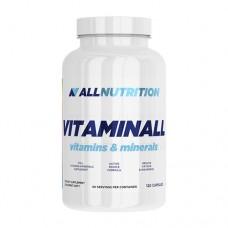 All Nutrition VitaminAll, 120 caps