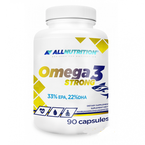 All Nutrition Omega 3 Strong, 90 caps