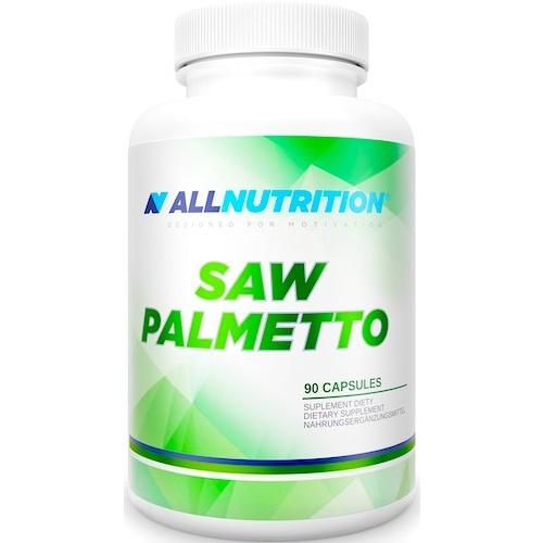 All Nutrition Adapto Saw Palmetto, 90 caps