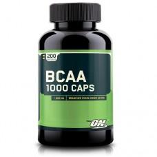 Optimum Nutrition (USA) Bcaa 1000 Caps 200 caps