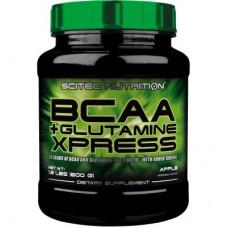 Scitec Nutrition BCAA+Glutamine Xpress 600g