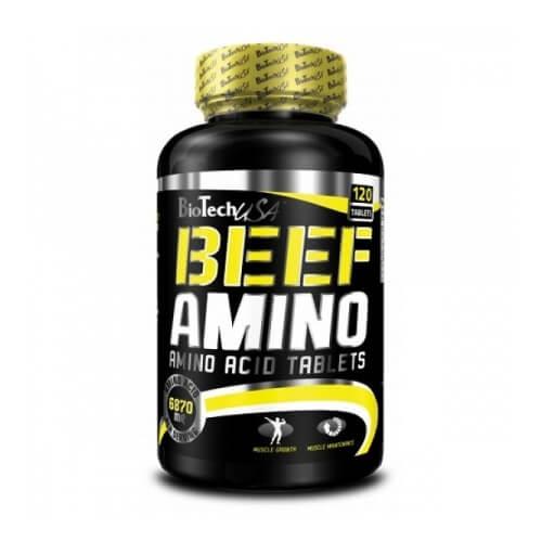 BiotechUSA Beef Amino 120 tabs
