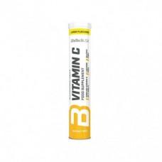BiotechUSA Vitamin C Effervescent 20 tab
