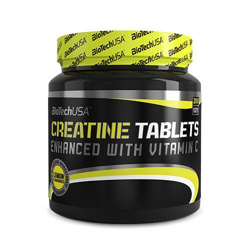 BiotechUSA Creatine Tablet 200 tabs