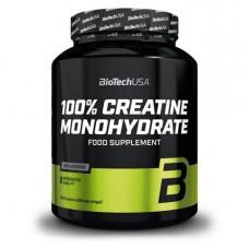 BiotechUSA 100% Creatine Monohydrate 1000g