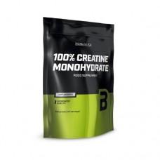 BiotechUSA 100% Creatine Monohydrate 500 g - пакет