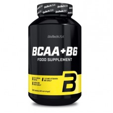 BiotechUSA BCAA+B6 200 tabs