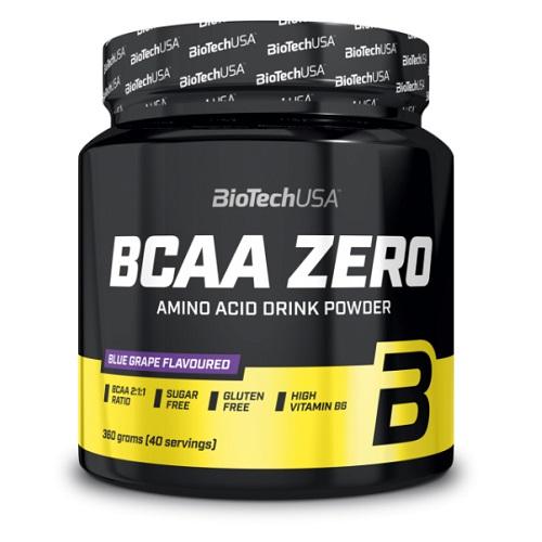 BiotechUSA BCAA Flash Zero 360 g