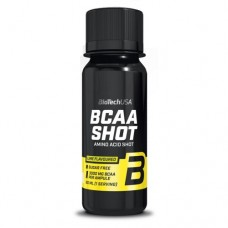 BiotechUSA BCAA Shot - zero carb 60 ml