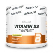 BiotechUSA Vitamine D3, 150g