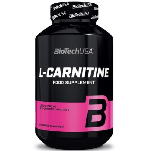 BiotechUSA L-Carnitine 1000 mg 30 tabs