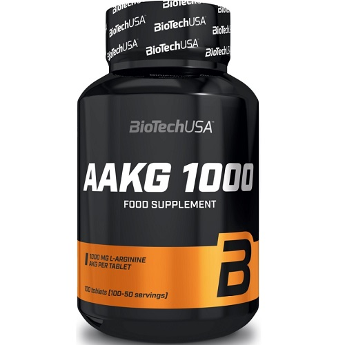 BiotechUSA AAKG 1000 100 tabs