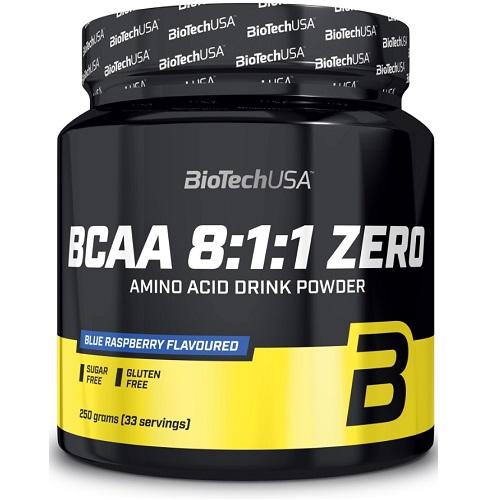 BiotechUSA BCAA 8:1:1 ZERO, 250g