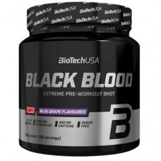 BiotechUSA Black Blood CAF+ 300 g