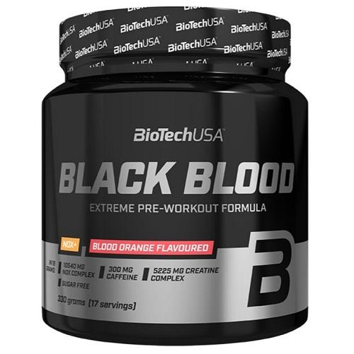 BiotechUSA Black Blood NOX+ 330 g