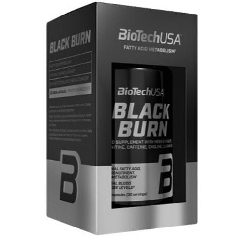 BiotechUSA Black Burn, 90 caps