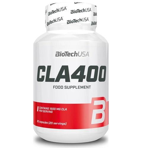BiotechUSA CLA 400 80 caps