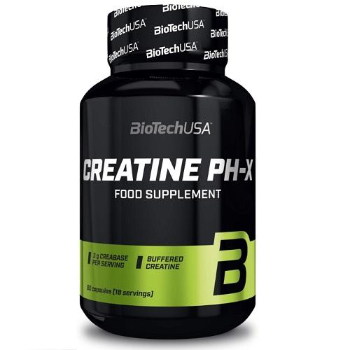 BiotechUSA Creatine pHX 210 caps