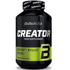 BiotechUSA Crea-Tor 120 капсул