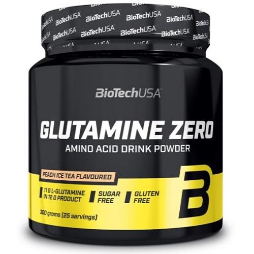 BiotechUSA Glutamin Zero, 300g