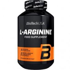 BiotechUSA L-Arginine 90 caps