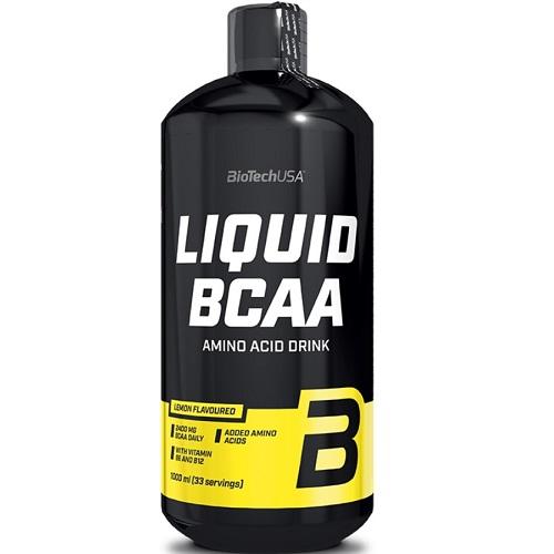 BiotechUsa Liquid BCAA, 1000 ml