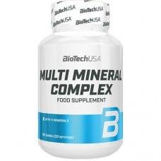 BiotechUSA Multimineral Complex 100 tabs