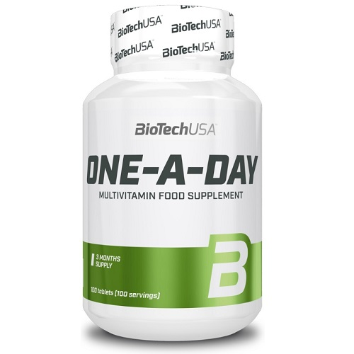 BiotechUSA One a Day 100 tabs
