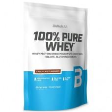 BiotechUSA 100% Pure Whey 454g