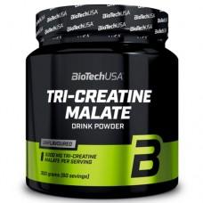 BiotechUSA Tri-Creatine Malate, 300g