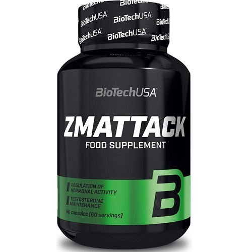 BiotechUSA ZM Attack, 60 caps