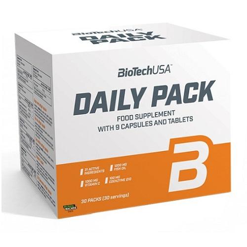 BiotechUSA Daily Pack, 30 packs