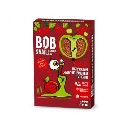 BOB SNAIL Натуральные Яблочно-Вишневые Конфеты, 120 г