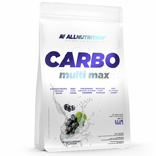 All Nutrition Carbo Multi Max, 1000 g