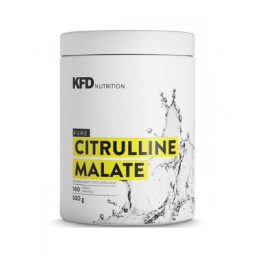 KFD PURE CITRULLINE MALATE 500g