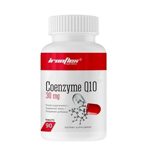 IronFlex Coenzyme Q10 30 mg, 90 tab