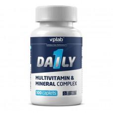 VPLab Daily 1 Multivitamin, 100 caps