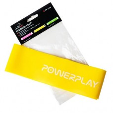 PowerPlay Лента-эспандер 4114 Light (Желтая)