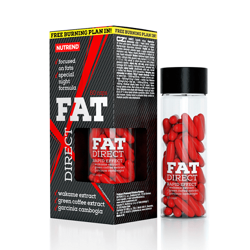 Nutrend Fat Direct, 60 caps