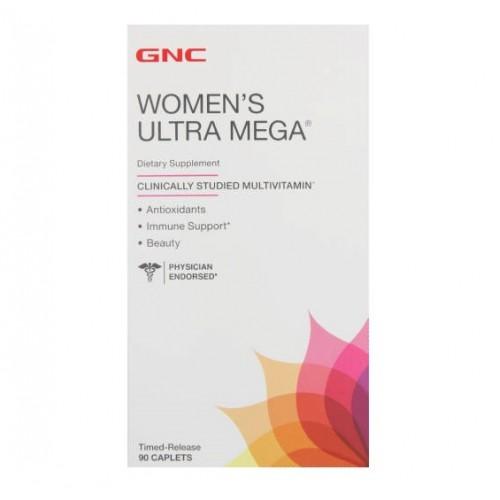 GNC WOMENS ULTRA MEGA 90 caps