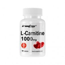 IronFlex L-Carnitine 1000 90 tab