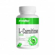 IronFlex L-Carnitine + Green Tea, 90 tab