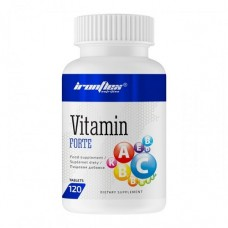 IronFlex Vitamin Forte, 120 tab