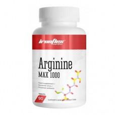 IronFlex Arginine MAX 1000, 90tab