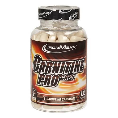 IronMaxx Carnitin Pro 130 caps