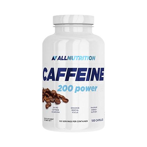All Nutrition Caffeine 200, 100 caps