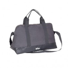 Lee Cooper Canvas Holdall Grey