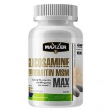 Maxler Glucosamine Chondroitin MSM Max, 90 tabs